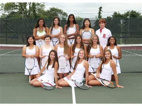 2015 Girls' Varsity Tennis