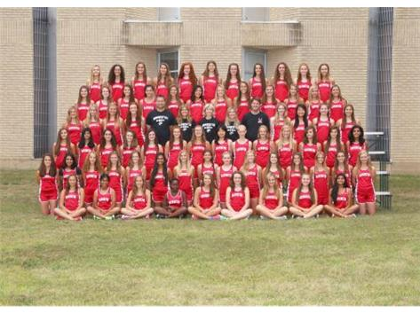 2015 Girls' Cross Country