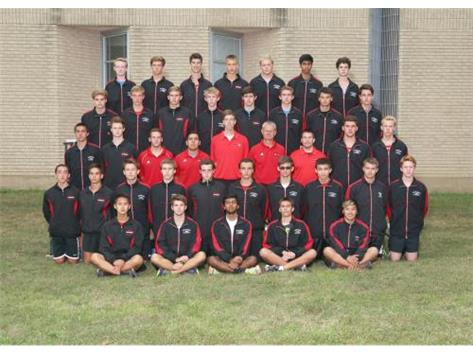2015 Boys' Varsity Cross Country