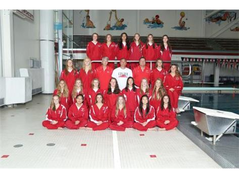 2015 Girls' Varsity Swimming & Diving