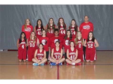 2015-'16 Girls' Freshman Basketball