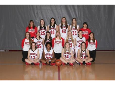 2015-'16 Girls' Varsity Basketball