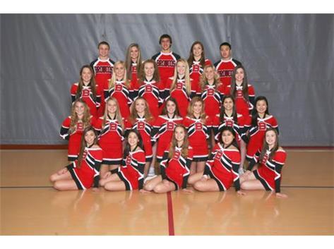 2015-'16 Varsity Cheerleading