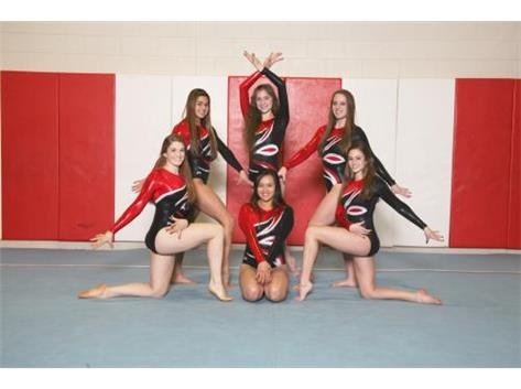 2015-'16 Girls' Varsity Gymnastics