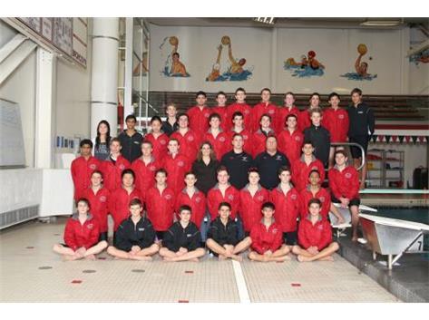 2015-'16 Boys' Frosh/Soph Swimming & Diving