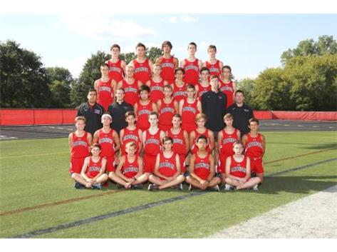 2017 Boys Varsity Cross Country