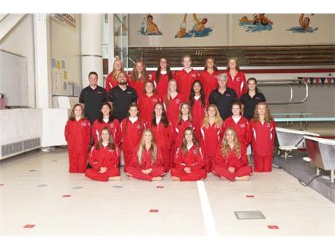 2017 Girls Varsity Swimming & Diving