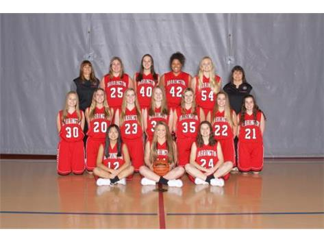 Girls' Varsity Basketball
