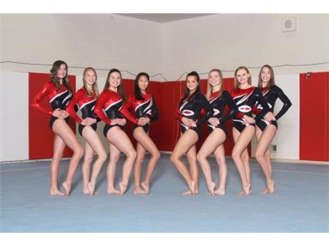 Girls Varsity Gymnastics