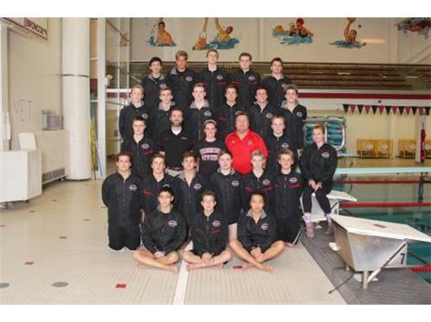 Boys Varsity Swimming & Diving