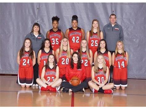 2018-'19 Girls Varsity Basketball