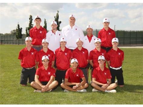 2019 Boys Varsity Golf