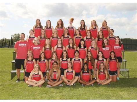 2019 Girls Cross Country