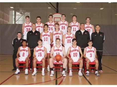 2019-'20 Boys' Varsity Basketball