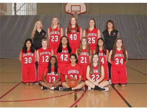2019-'20 Girls' JV Basketball