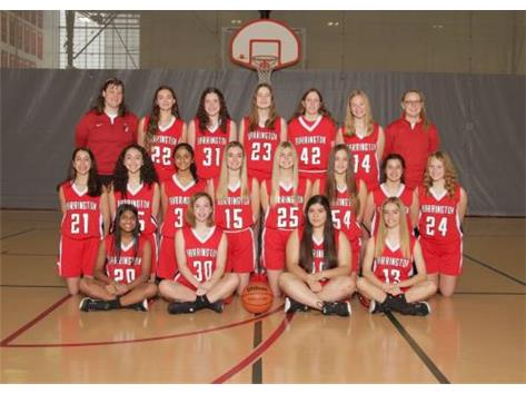 2019-'20 Girls' Freshman Basketball