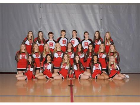 2019-'20 Varsity Cheer