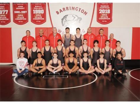 2019-'20 Varsity Wrestling