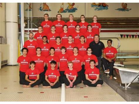 2019-'20 Boys Varsity Swimming & Diving