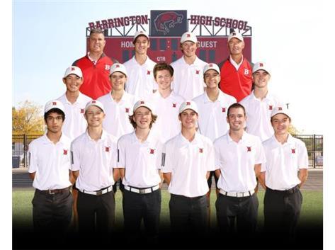 2020 Boys' Varsity Golf