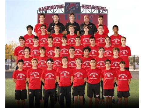 2020 Boys' Varsity Cross Country