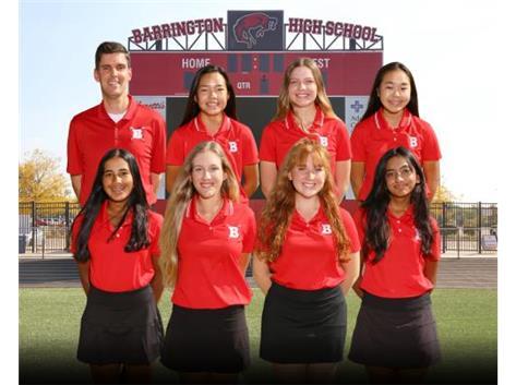 2020 Girls' Varsity Golf