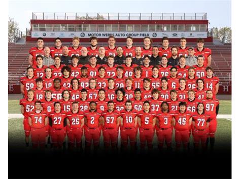 2021 Varsity Spring Football