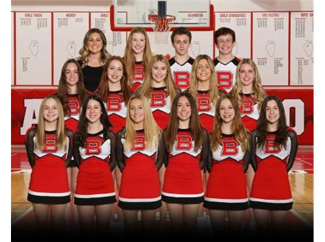 2020-21 Varsity Cheerleading
