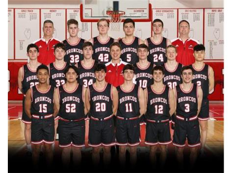2020-21 Boys' Varsity Basketball