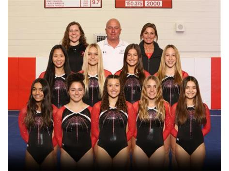 2020-2021 Girls' Varsity Gymnastics
