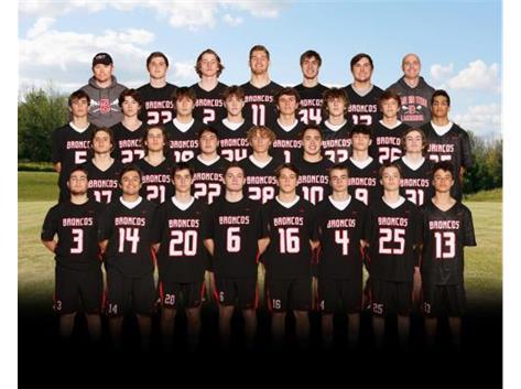 2021 Boys' Varsity Lacrosse