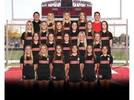 2021 Girls' Varsity Soccer