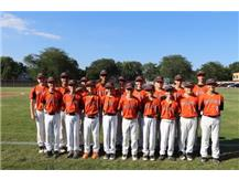 2021 JH Baseball Team