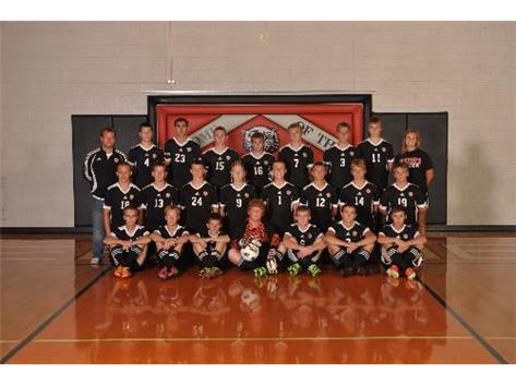 2013-14 Boys Varsity Soccer