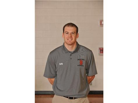 Asst. Coach Bryce Shafer