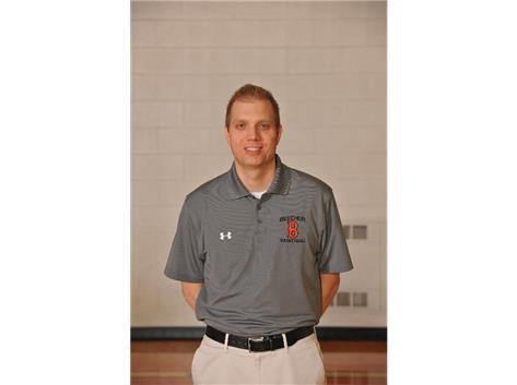 Asst. Coach Steve Sarsany