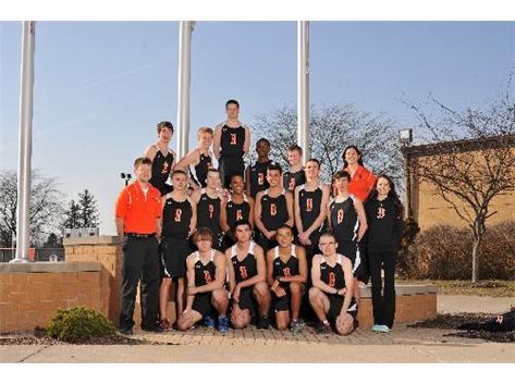 2014 Boys Varsity Track