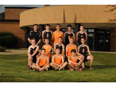 2014 Boys Cross Country