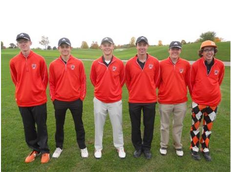 1st team in Beecher's history to make it State.