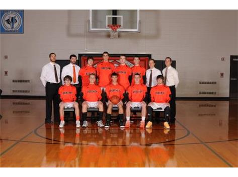 Varsity Boys Basketball 2014-15