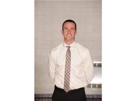 Head Coach Tyler Shireman