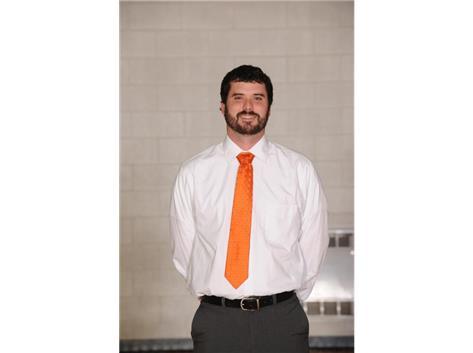 Asst. Coach Ryan Wehling