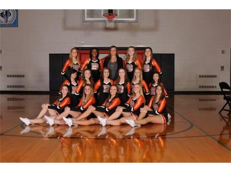 Cheerleading 2014-15