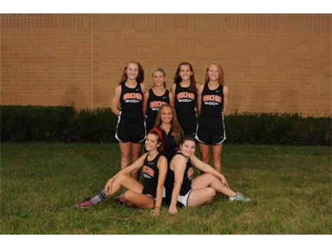 2015 Girls Cross Country