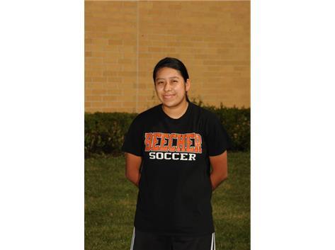 Asst. Coach Roxanne Milan - Boys Soccer