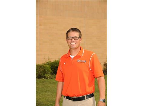 Ken Akerman - Athletic Director