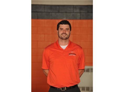 Asst. Coach Ryan Wehling - Boys Basketball