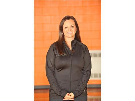 Co-Head Coach Dawn Compton - Cheerleading