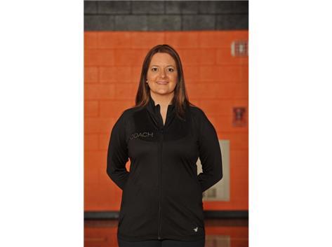 Co-Head Coach Loren Assise - Cheerleading