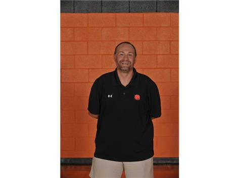 Head Coach Bob Ogdon - Boys CC